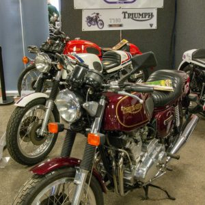 Carol Nash International Classic Motorcycle Show - Stafford @ Staffordshire County Showground | United Kingdom