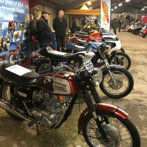 CAROL NASH CLASSIC BIKE GUIDE WINTER CLASSIC @ Newark Showground